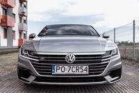Volkswagen Arteon 2.0 TSI 280 KM - przód
