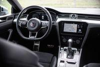Volkswagen Arteon 2.0 TSI 280 KM - wnętrze