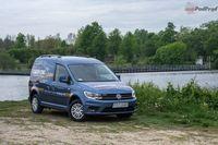 Volkswagen Caddy Furgon 1.4 TGI - gaz do kuchenek i dostawczaków