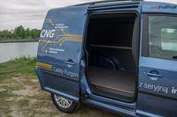 Volkswagen Caddy Furgon 1.4 TGI - drzwi przesuwne