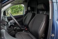 Volkswagen Caddy Furgon 1.4 TGI - fotele