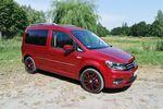 Volkswagen Caddy 1.4 TSI Comfortline nie rozczaruje