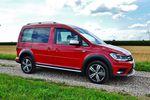 Volkswagen Caddy Alltrack 2.0 TDI DSG