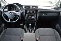 Volkswagen Caddy Alltrack 2.0 TDI DSG - wnętrze