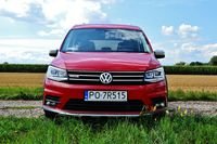 Volkswagen Caddy Alltrack 2.0 TDI DSG - przód