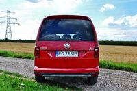 Volkswagen Caddy Alltrack 2.0 TDI DSG - tył, fot.3