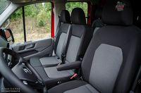 Volkswagen Crafter 2.0TDI 140KM - fotele przednie