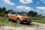 Volkswagen Cross Polo 1.2 TSI - przeciera szlaki