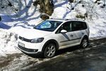 Volkswagen Cross Touran 2,0 TDI DSG