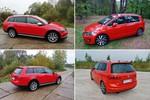 Volkswagen Golf Alltrack 2.0 TDI DSG 4Motion vs. Volkswagen Golf Sportsvan 1.4 TSI DSG Highline
