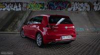 Volkswagen Golf 1.5 TSI 130 KM - z tyłu