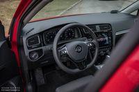 Volkswagen Golf 1.5 TSI 130 KM - kierownica