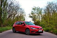 Volkswagen Golf 1.5 TSI ACT DSG Highline