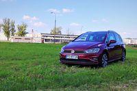 Volkswagen Golf Sportsvan 1.5 TSI - garbaty anioł