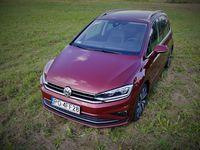Volkswagen Golf Sportsvan 1.5 TSI - z przodu