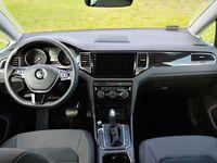 Volkswagen Golf Sportsvan 1.5 TSI - deska rozdzielcza