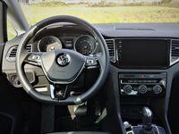 Volkswagen Golf Sportsvan 1.5 TSI - kierownica