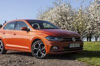 Volkswagen Polo 1.0 TSI - lubię pomarańcze