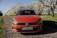 Volkswagen Polo 1.0 TSI - przód