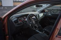 Volkswagen Polo 1.0 TSI - przednie fotele