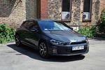 Sędziwy Volkswagen Scirocco GTS wciąż atrakcyjny