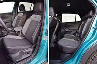 Volkswagen T-Cross 1.0 TSI DSG Style - fotele