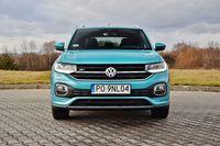 Volkswagen T-Cross 1.0 TSI DSG Style - przód
