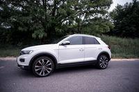 Volkswagen T-roc 2.0 TSI 190 KM - nowy w rodzinie