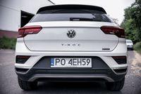 Volkswagen T-roc 2.0 TSI 190 KM - tył