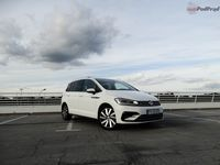 Volkswagen Touran 1.8 TSI 180 KM - z przodu
