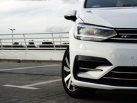 Volkswagen Touran 1.8 TSI 180 KM - reflektor