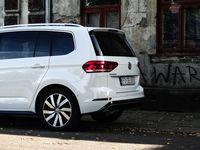 Volkswagen Touran 1.8 TSI 180 KM - z tyłu