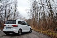 Volkswagen Touran 1.8 TSI DSG Highline - z tyłu