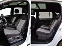 Volkswagen Touran 1.8 TSI DSG Highline - fotele