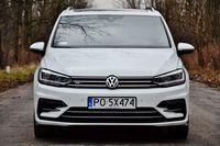 Volkswagen Touran 1.8 TSI DSG Highline - przód