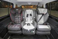 Volkswagen Touran 2.0 TDI Highline - fotele, fot.2