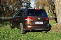 Volkswagen Touran 2.0 TDI Highline - tył
