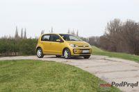 Volkswagen Up! 1.0 MPI 75 KM - z przodu