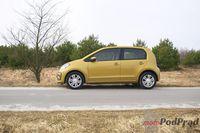 Volkswagen Up! 1.0 MPI 75 KM - z boku