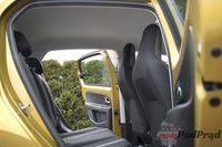 Volkswagen Up! 1.0 MPI 75 KM - drzwi, kanapa
