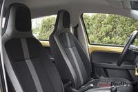 Volkswagen Up! 1.0 MPI 75 KM - fotele