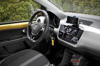 Volkswagen Up! 1.0 MPI 75 KM - wnętrze