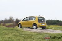 Volkswagen Up! 1.0 MPI 75 KM - z tyłu