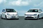 Volkswagen e-Golf i e-up