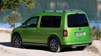 Nowy Volkswagen Cross Caddy