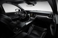 Volvo S60 2019 - wnętrze