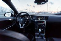 Volvo S60 Polestar - wnętrze
