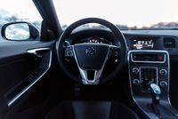 Volvo S60 Polestar - kierownica