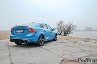 Volvo S60 - z tyłu