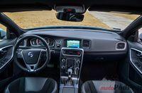 Volvo S60 - wnętrze